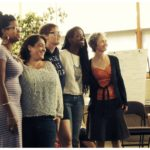 The teaching team for the first Women's Permaculture Teacher Training hosted by Omega Institute in the summer of 2015.
