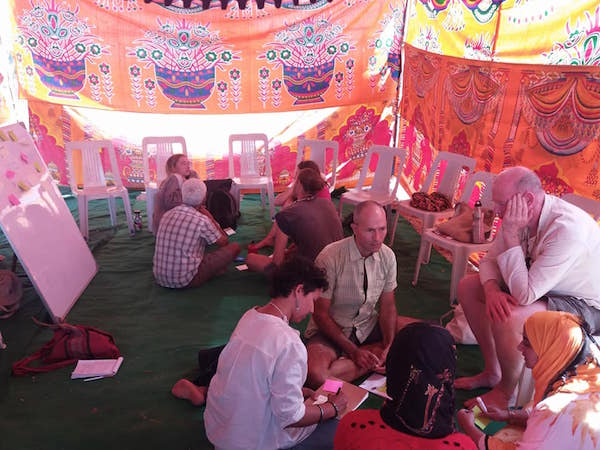 examining patriarchy and centering herstory in permaculture IPC India