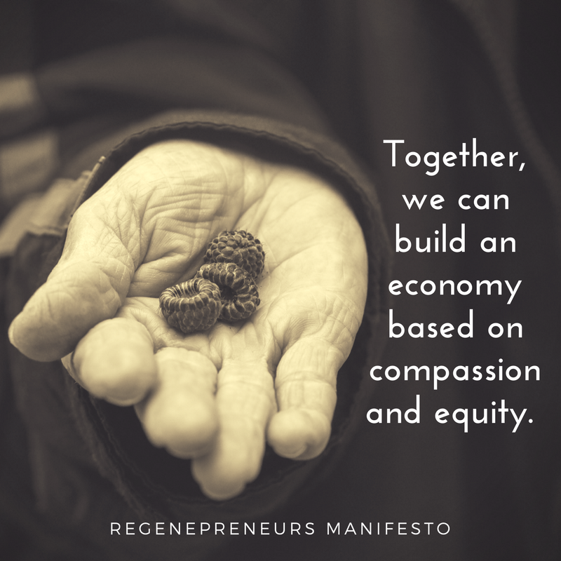 Compassion & Equity (with manifesto)